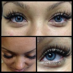 individual lash extensions | Pinned by Jandy HairExtensions Taylor #individuallashes #lashesextensions
