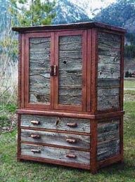lovely rustic furniture