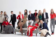 tommy hilfiger group photoshoot - Google Search