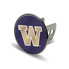 Washington Huskies NCAA Laser Cut Hitch Cover