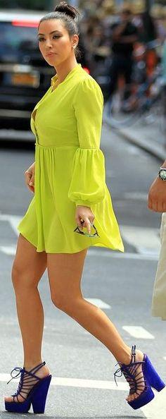 Kim's Latest Fashion Looks (12)