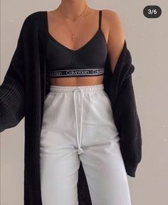 Cute Lazy Outfits, Sporty Outfits, Teen Fashion Outfits, Mode Outfits, Simple Outfits, Look Fashion, Stylish Outfits, Girl Fashion, 80s Fashion