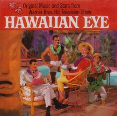 With Connie Stevens, Poncie Ponce, Robert Conrad, Anthony Eisley. Set against the beautiful tropical landscape of Honolulu, Hawaii, this series centered around the cases of Hawaiian Eye Private Investigations and the two handsome, slick, tough-guy detectives who ran the firm - Thomas Jefferson Lopaka, or Tom for short, and Tracy Steele, a Korean War veteran and former city police detective. They operated out of a swank office at the Hawaiian Village Hotel, ...
