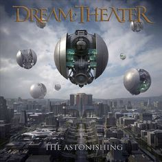 Vinyl Top 3 Februari 2016 – Vinyl Record Shop  Dream Theater - The Astonishing LP  #vinyl #lp #dreamtheater #feb2016 #release