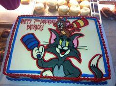 Society Bakery Tom and Jerry Cake