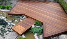 Timber Decking Ideas - Designs, How To Build Your Dream Deck
