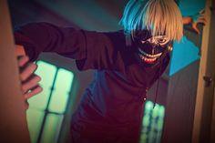 tokyo ghoul cosplay | Tokyo Ghoul cosplay