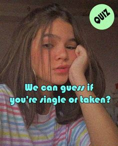 Take this love quiz and we will tell you if you're single or taken I Have A Crush, Your Crush, Having A Crush, Quizzes Games, Girl Quizzes, Cute Funny Baby Videos, Cute Funny Babies, Love Quiz, Play Quiz