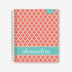 Plum Paper Notebook
