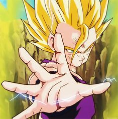 SSJ2 Gohan. No matter whatever happens to him, he'll have a soft spot in my heart. He was a gentle fighter but never wanted to kill. I actually don't mind him not being able to keep up with his dad but I do hope he's like a badass fatherly figure to Pan and scholar.
