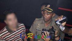 Saat Razia Gabungan Tempat Hiburan di Dumai Kamera Wartawan Nyaris Dirampas Oknum Pengunjung Dales Pool