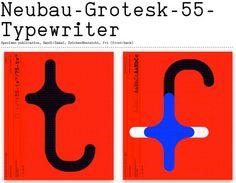 Balla Dora Typo-Grafika: Neu at Neubau / New typefaces Typography Letters, Design Inspiration, Graphic Design, Fun, Type, Character, Graphics, New Construction, Printmaking