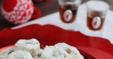 Si el otro día os propuse una Crema de escarola o lechuga con granadas  para comenzar nuestras comidas navideñas, hoy os animo a prepara... Blog, Cookies, Desserts, Bagel Recipe, Sweets, Deserts, Pomegranates, Holiday Foods, Bagels