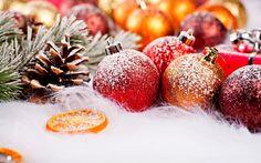 #праздник, #снег, #Рождество, #Новый год, #яйца, #зима, #фрукты, #конусов