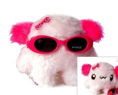 Kawaii  Plush  Monster Sally light Pink von Fluse123 auf Etsy, €22.00