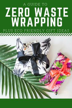 A guide to eco friendly gift giving and zero waste wrapping ideas!  Karácsonyi Ajándék Csomagolás 07a0c40ea3