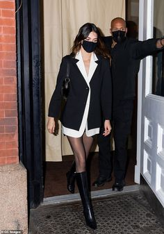High Fashion Looks, High Fashion Style, Look Street Style, Kendall Jenner Outfits, Looks Chic, Classy Outfits, Aesthetic Clothes, Celebrity Style, Autumn Fashion