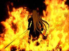 Final Fantasy VII - Sephiroth