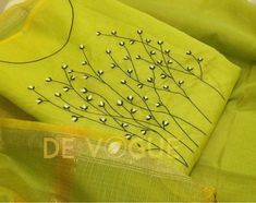 Handworked Salwar kerala Indian salware suits Click visit link above for more info Classic Indian salwar kemeez Click above VISIT link for more info Embroidery On Kurtis, Hand Embroidery Dress, Kurti Embroidery Design, Embroidery Neck Designs, Aari Embroidery, Embroidery Works, Indian Embroidery, Embroidery Fashion, Hand Embroidery Patterns