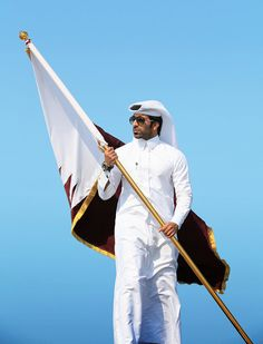 Hello sexy Qatari!