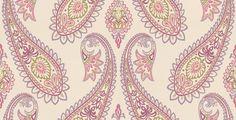 Papel Pintado Osborne & Little Nizam W6179-02 . Disponible online en Modacasa.es