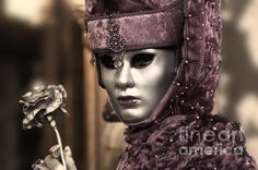Carnival in Venice. © Olia Saunders. Purchase prints: http://fineartamerica.com/featured/carnival-in-venice-19-olia-saunders.html
