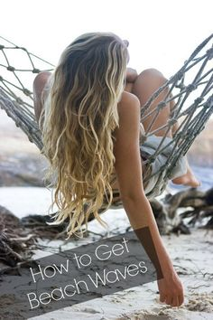 I Have A Degree In This!: How to: Beach Waves
