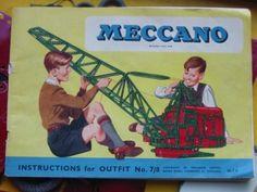 The Meccano set