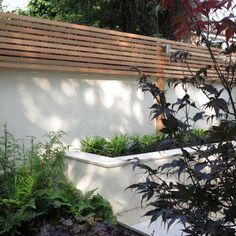 Enchanting Bamboo Garden Fencing Ideas 6 Rewarding Clever Ideas: Lattice Fence Shades concrete f Wall Trellis, Trellis Fence, Lattice Fence, Wire Fence, Backyard Privacy, Backyard Fences, Garden Fencing, Decking Fence, Cerca Horizontal