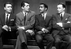 GUYS IN SUITS: Rat Pack