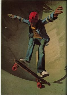 Alex Turnbill  (Skate City,1970s)