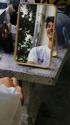 Boy Meme, Reaction Face, Thai Tea, Cute Asian Guys, Boys Wallpaper, Love Scenes, Boy Pictures, Thai Drama, Boyfriend Material