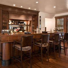 River Bend Ranch - traditional - dining room - salt lake city - Phillips Development