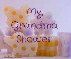 My Grandma baby Shower