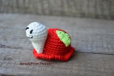 Stuffed Animals – Turtle. Stuffed toy. Child – a unique product by MiracleFromThreads on DaWanda