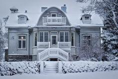 Talo jouluna