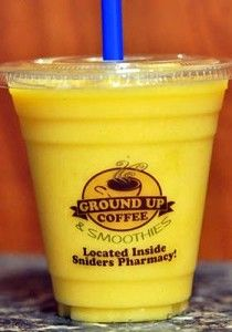 Ground Up Coffee and Smoothies Deals $10 to Spend on Smoothies, Coffee Drinks, and More