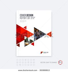 Isometric Cover Design Architecture Book A Format Template For