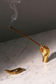 Hands Incense Holder Set