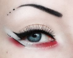 Madam Noire Makeup Studio Check the brow.