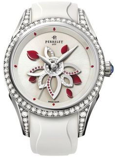 Three Luxury Womens Watches With Real Movement; From Van Cleef & Arpels, and Chopard, Perrelet   watch style