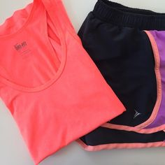 Nike   Neon Pink Dri-Fit Racerback Tank   Size: S Nike   Dri-Fit Neon Pink Racerback Tank   Size: S   Great Condition   True to Size   Super Soft   No Wear or Damage   Pet/Smoke Free Home   100% Polyester Nike Tops Tank Tops