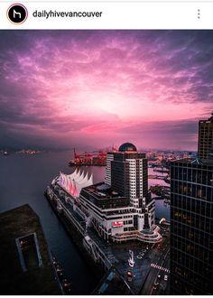 Vancouver, Opera House, Sunrise, Canada, Building, Travel, Viajes, Buildings, Destinations