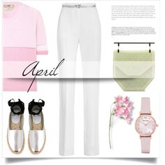 How To Wear April Outfit Idea 2017 - Fashion Trends Ready To Wear For Plus Size, Curvy Women Over 20, 30, 40, 50