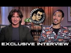 Tom Wu and John Fusco Interview - Netflix's Marco Polo (HD) 2014 Marco Polo, Betrayal, Netflix, Interview, Profile, User Profile