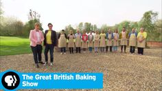 THE GREAT BRITISH BAKING SHOW | Introduction | PBS