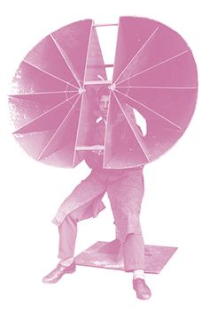 1차 대전 당시와 2차 대전 발발 전에 하늘로부터 날아오는 적의 공습에 대비하기 위하여 제작되었습니다. 날아오는 항공기 또는 선박 등으로부터 발하는 음향을 청취하여 그 방향, 위치, 성능 등을 탐지하는 장치인데요. 이 청음기는 항공기 개발 이후 일어난 1차 대전 당시에 개발되어 2차 대전까지도 사용되었다고 합니다. [출처] 레이더의 A to Z - LIG넥스원|작성자 LIG넥스원