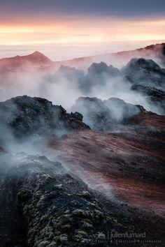 Leirhnjúkur, Iceland