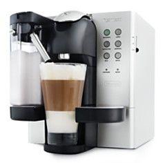 "De'Longhi Nespresso ""Lattissima"" Premium Espresso Machine Home - Bloomingdale's Espresso Machine Reviews, Best Espresso Machine, Nespresso Essenza, Nespresso Lattissima, Commercial Appliances, Nespresso Machine, Premium Coffee, Cool Cafe, A 17"