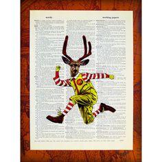 Deer Mcdonald by Arthur Chow